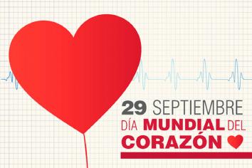 Día Mundial del Corazón: asistir a los controles es tan importante como mantener conductas de cuidado