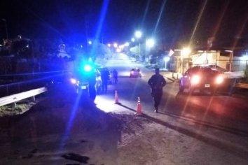 Accidente de transito en Avenida Ramirez y Avenida de las Américas