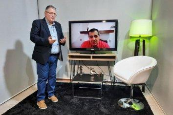 """Cáceres:  """"EN POS DE LA UNIDAD DEL PJ, HAY QUE TRAGARSE SAPOS"""""""