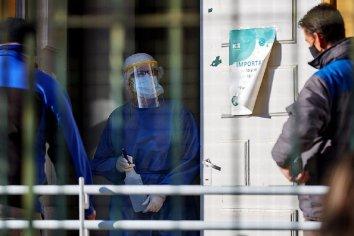 Nuevo récord diario de contagios alcanzó 14.392 positivos y hubo otras 419 muertes