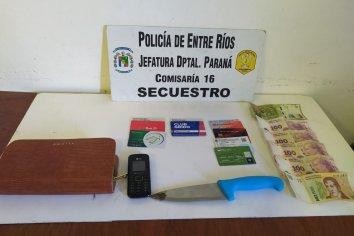 Delincuentes ingresaron a la casa de una docente y robaron varios elementos