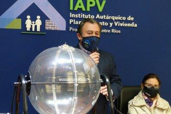 Se realizará sorteo complementario de viviendas para personal policial en Colón