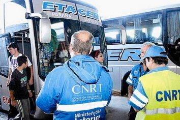 Como se prepara el retorno de los viajes en el Transporte Interurbano