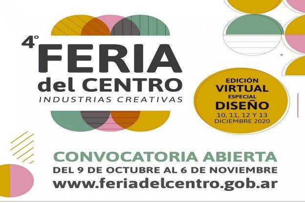 Convocatoria para la IV Feria del Centro de Industrias Creativas de la Región Centro