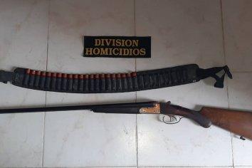 Secuestraron armas relacionadas a una causa por lesiones leves