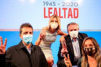 """Fernández bregó por """"la unidad de todos"""" para superar la crisis de la pandemia"""