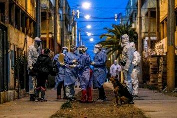 Confirmaron 425 muertes y 8.185 nuevos contagios durante este lunes
