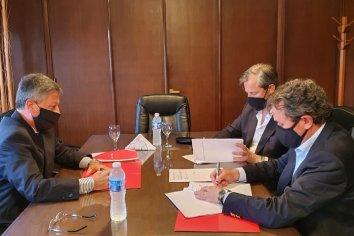 Municipalidad de Paraná y Banco Entre Ríos fortalecen su vínculo