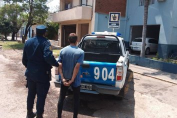Detuvieron a un joven con pedido de captura