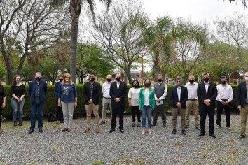 El vecinalismo ratificó el respaldo institucional a la gestión de Bordet