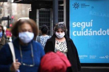 Este sábado se registraron 120 nuevos casos de coronavirus en Entre Ríos