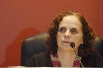 María Carolina Castagno será quien intervendrá en el recurso de apelación presentado
