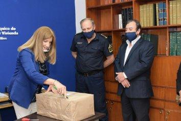 Se licitaron con fondos provinciales viviendas para dos localidades entrerrianas