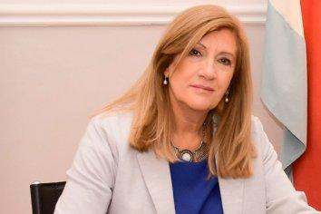 La ministra Romero destacó la labor de la Policía en el procedimiento de Casa Nueva