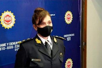 Liliana Rita Zárate Belletti, es la nueva y flamante jefa de la Policía de Córdoba