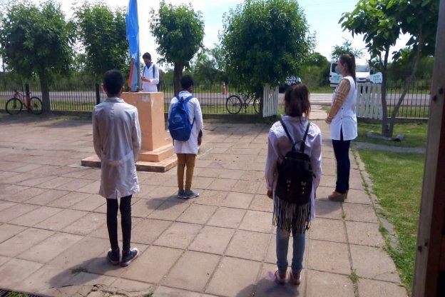 Más de 300 escuelas entrerrianas ya volvieron a la presencialidad