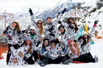 Las empresas de turismo cancelan temporalmente viajes de egresados a Bariloche