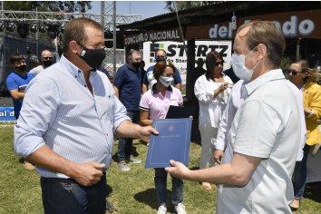 La provincia asistirá a instituciones del Deporte Federado con aportes de emergencia