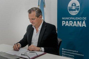 El Intendente elevó al Concejo Deliberante el proyecto de ordenanza del Presupuesto 2021