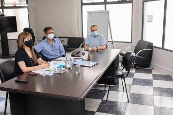 La ministra de Salud dialogó con el director del Instituto Malbrán