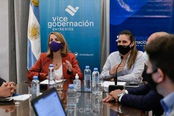 Con la presencia de la vicegobernadora, se realizó el cierre del Curso de sobre Uso de la Firma Digital