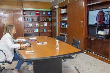 Entre Ríos participó del Consejo Federal de Mujeres, Género y Diversidad