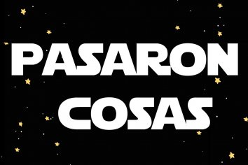 PASARON COSAS AYER
