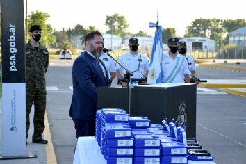 La PSA fortalece sus unidades operativas de Rosario con nuevos equipamientos