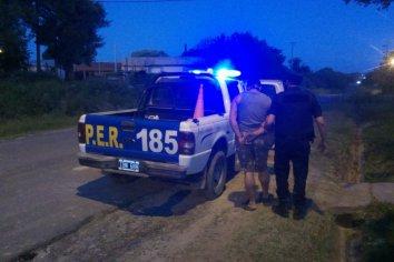 Ocasionó un accidente alcoholizado y se enojó cuando llegó la policía
