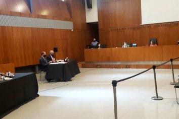 Realizan la audiencia de Casación Penal a Luisa Toledo