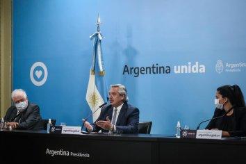 Fernandez anunció que el Distanciamiento continúa hasta el 20 de Diciembre