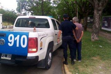 Incumplió las restricciones perimetrales y fue detenido