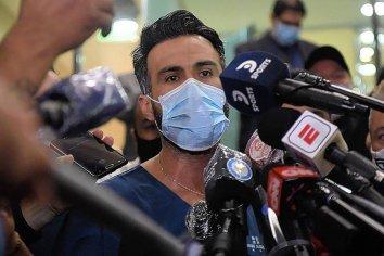 Imputaron al médico Leopoldo Luque
