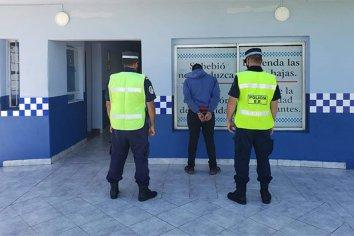Detenido al ingresar a Entre Ríos por poseer pedido de captura