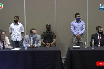 Homicidio de Javier Gómez: El jurado popular declaró culpable a Moledo y no culpable a Agüero
