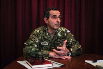 El ejército ajusta detalles del operativo de vacunación en Entre Ríos