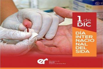 En el Día Mundial del Sida instan a concientizar a la población y eliminar el estigma sobre las personas infectadas