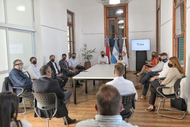 El Gabinete municipal analizó la crisis hídrica, Activá Verano y los operativos en espacios públicos