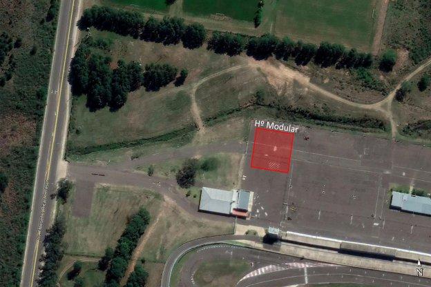 Definieron dónde se ubicará el hospital modular en Concordia