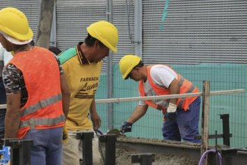 En el sector de la construcción tuvo una suba superior al 50% en el 2020