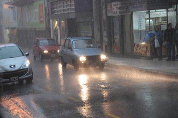 Pronostican tres días de probabilidad de lluvias y tormentas