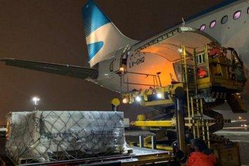 El avión de Aerolíneas ya despegó de Moscú que trae la segunda tanda de VACUNAS SPUTNIK V