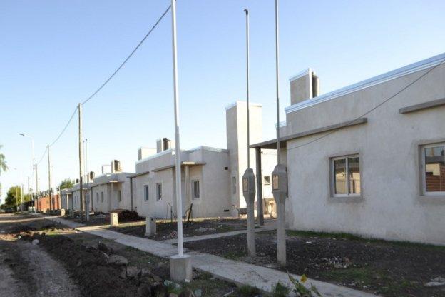 Se construyen 82 viviendas en cuatro localidades entrerrianas