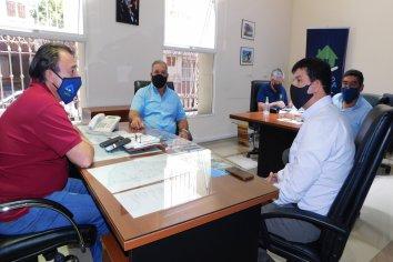 La provincia gestiona la construcción de nuevas viviendas en Villa Paranacito
