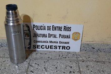 Policía logró recuperar parte de elementos que habían sido robados