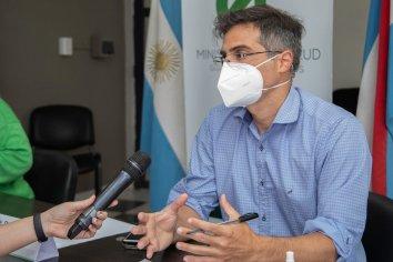 Garcilazo habló de la aplicación de la vacuna SputnikV en mayores de 60 años