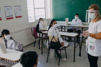 """""""La educación es parte de la salud integral del niño"""" manifestó Gisela Giorgio"""