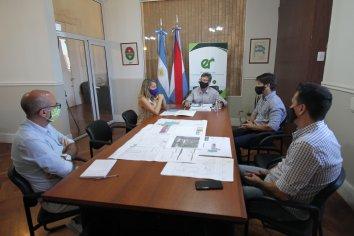 La provincia avanza en el proyecto de la escuela agrotécnica de Victoria