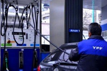 Nuevo aumento sectorizado en los precios de los combustibles