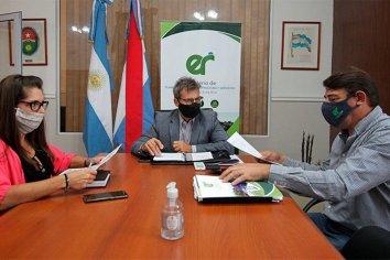 Entre Ríos firmó un convenio por nuevos subsidios destinados a transporte